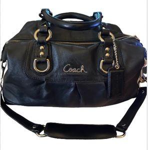 EUC Coach Ashley satchel #15445